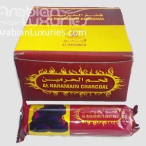 haramain charcoal box