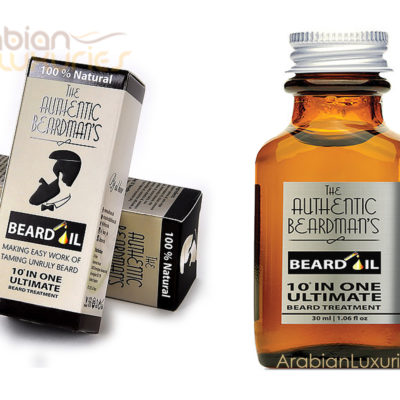 The Authentic Beardman Beard Oil 30ml main
