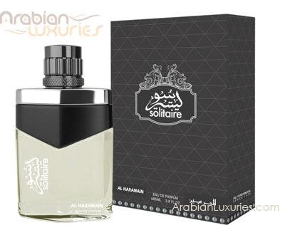 Solitaire Eau De Parfum Spray Al-Haramain 85ml